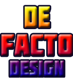 De Facto Design Website Coming Soon