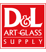 D&L Art Glass Supply Website