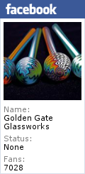 Follow Golden Gate Glassworks on Facebook