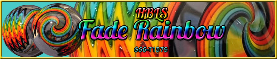 HBLS Fade Rainbow T137S