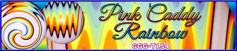 Pink Caddy Rainbow T-154