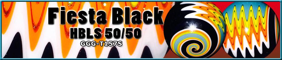 Fiesta Black HBLS 50/50 T-157S