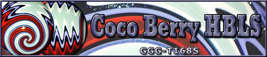 GGG-T168S - Coco Berry HBLS