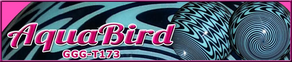 GGG-T173 Aqua Bird